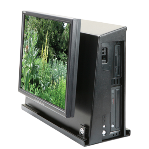 Combi-Lox Tower PC & Flat Screen Security In-One