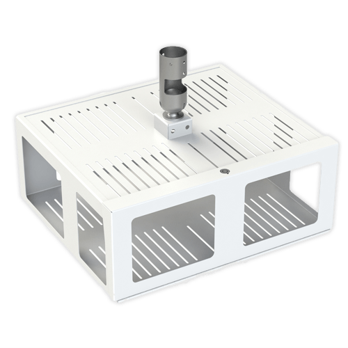 Projector Security Case – Standard & 50mm Pole Adapter