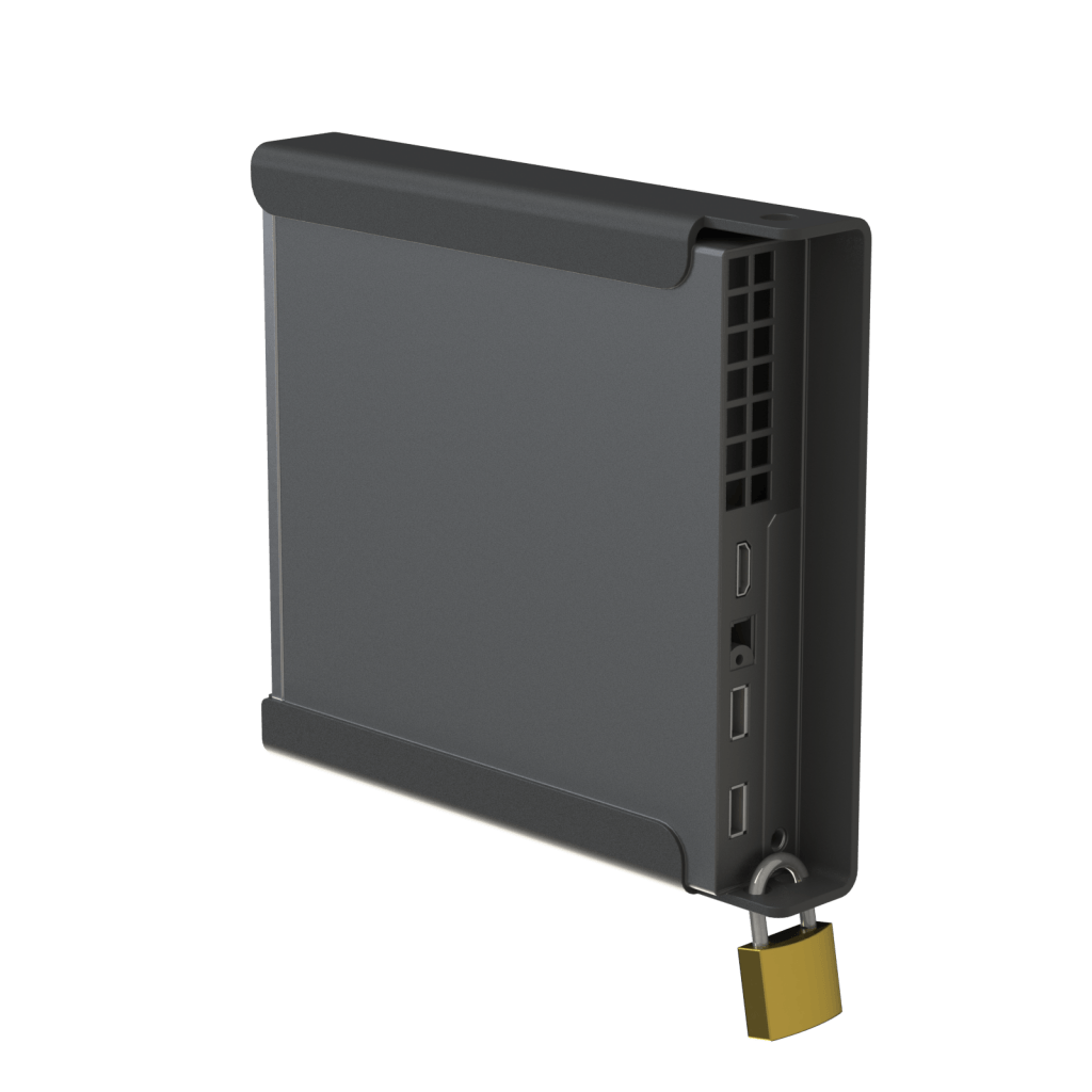 Small Form Factor Pc Clamp For Pc S 180 X 180 X 30mm